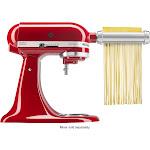 KitchenAid Pasta Cutter and Fresh Prep Attachment Bundle