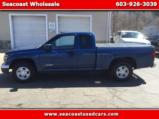 Used 2006 Isuzu Truck for Sale in Hampton Falls NH 03844 Seacoast Wholesale
