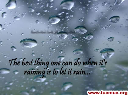 Quotes About Rainy Season 27 Quotes