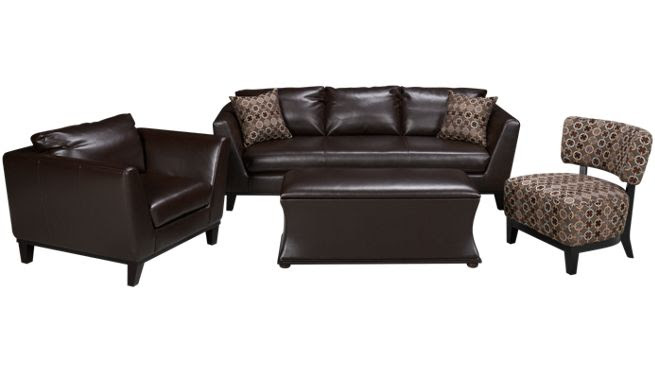 Kuka - 4 Piece Living Room Sofa Set - Discount Furniture for sale ...