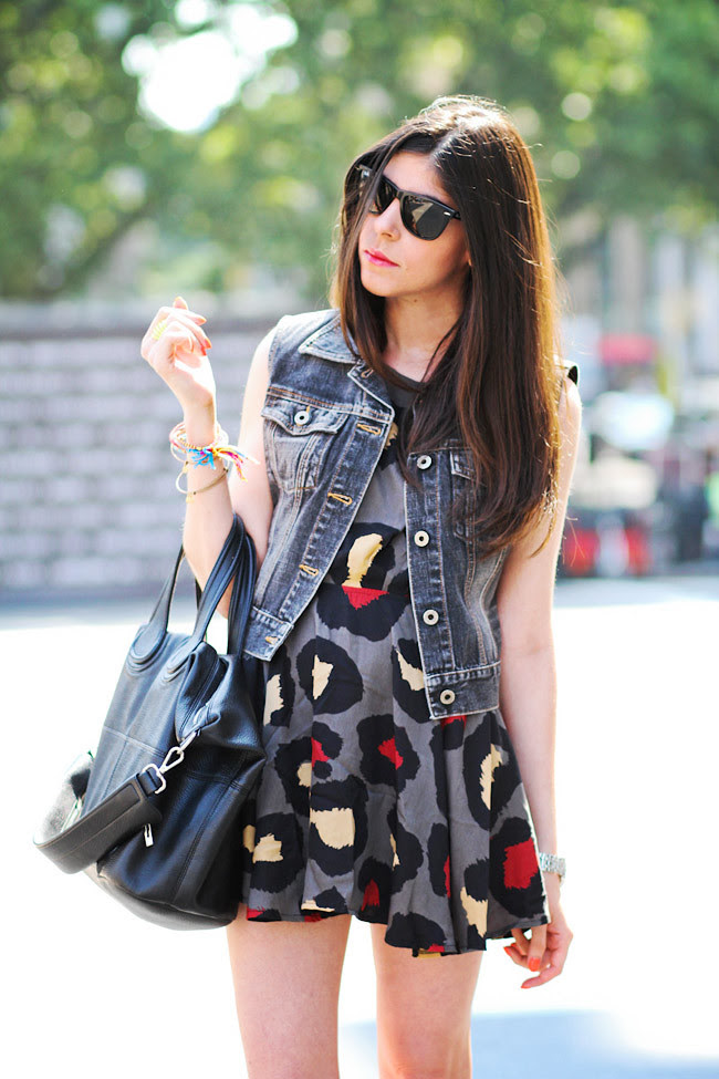 New York Fashion Week, Michael Kors, Givenchy Nightingale, Chuck Taylor All Star Converse, Fashion Outfit