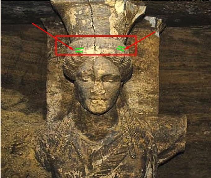 Υπάρχουν ενδείξεις που σχετίζονται με την θεωρία ότι στον τάφο βρίσκεται η Ολυμπιάδα