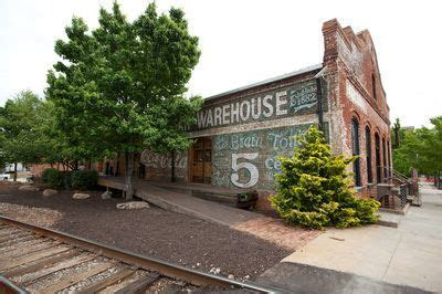 The Old Cigar Warehouse located in downtown Greenville's