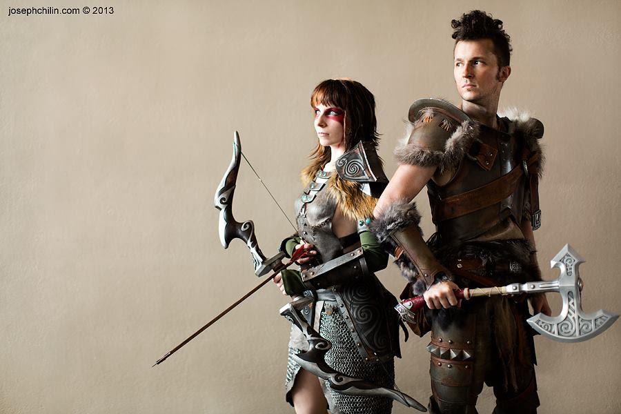 Volpin Props Ancient Nord Armor Skyrim