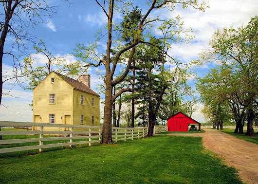 Hancrafted, compliments of Shaker Village Kentucky | Story Full