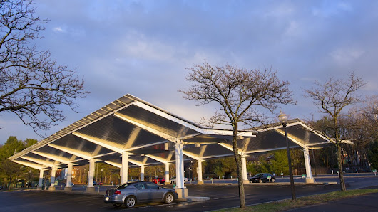 Can Solar Powered Carports Alleviate Land Use Concerns? - The Energy Collective