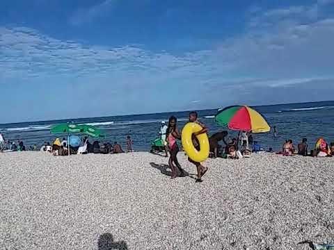 Playa el Quemaíto, Barahona Acércate  y disfruta de un magnífico día de sol y aguas templadas