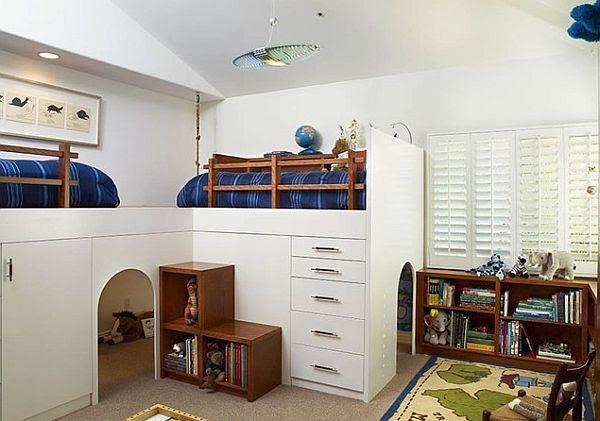 Stylish Loft Beds for Kids: 8 CreativeIdeas