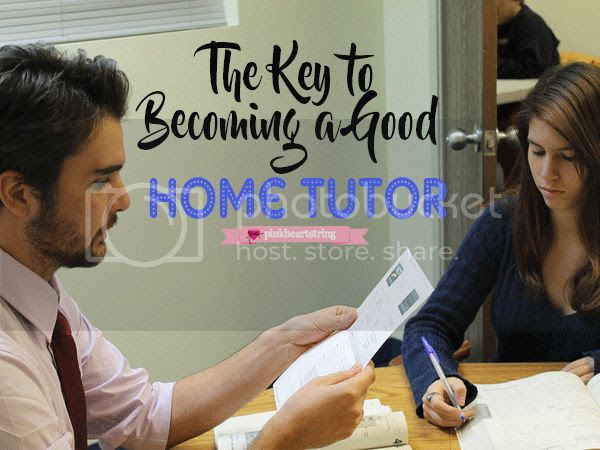 The Key to Becoming a Good Home Tutor