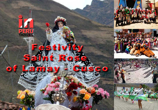 Festivity of Saint Rose of Lamay - Cusco - Hotel Calicanto