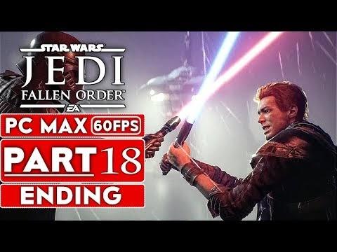 Gameplay Star Wars Jedi Fallen Order Walkthrough Part 18