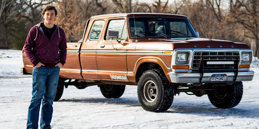 My Ride: 1978 Ford F-150 Supercab