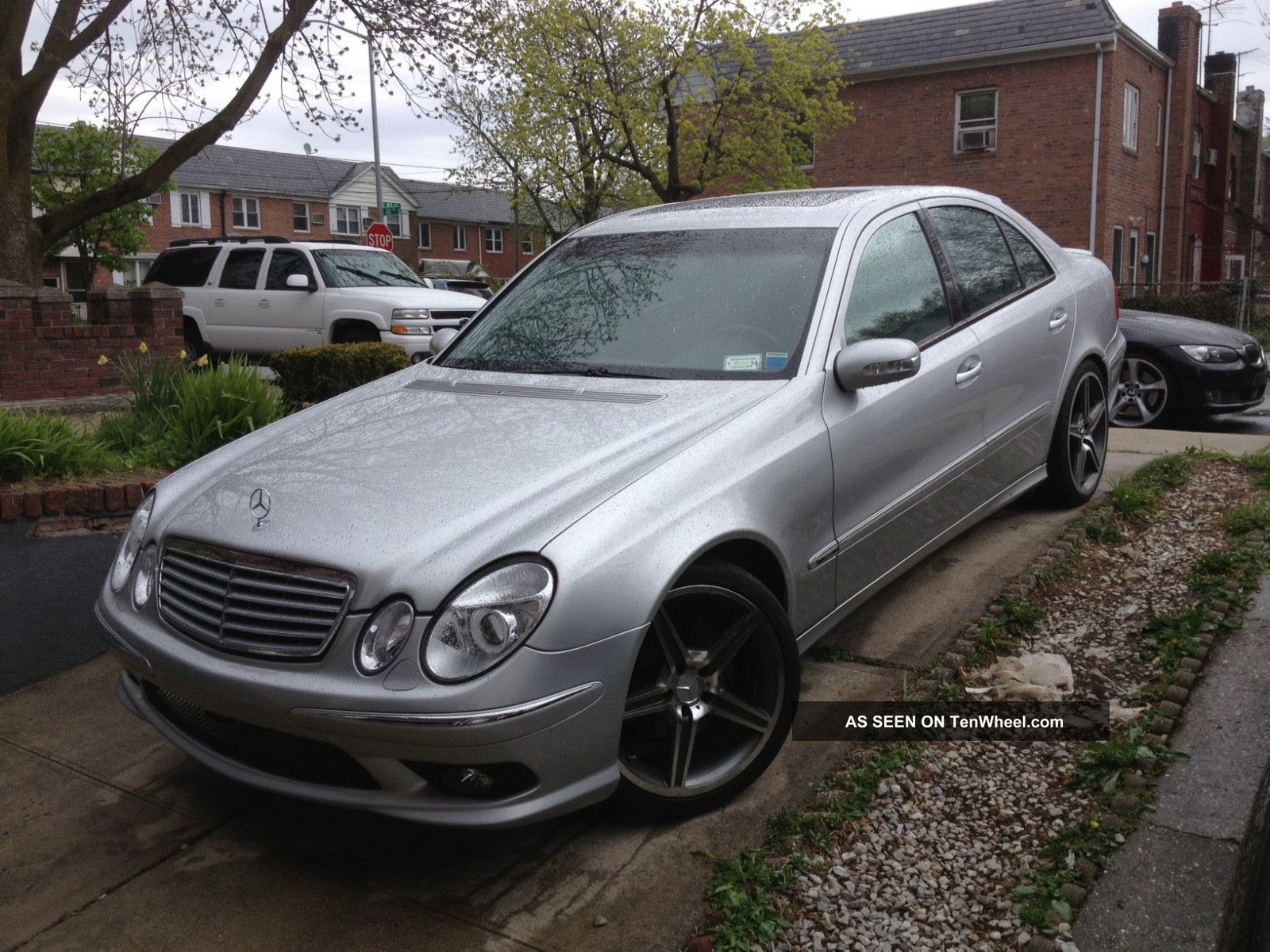 2005 Mercedes E500 / / Amg Top Of The Line,