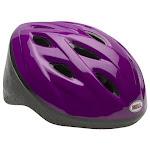 Bell Sports Inc 7063275 Girls Star Bike Helmet Purple