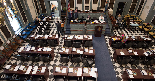 Delaware House passes changes to Coastal Zone Act