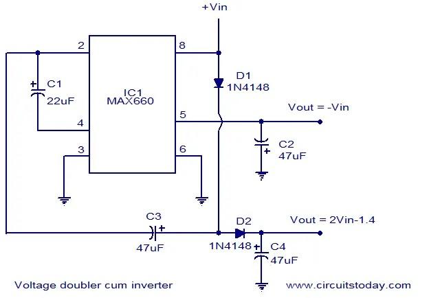5000w Inverter Circuit Diagram