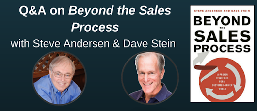 Q&A With Dave Stein and Steve Andersen