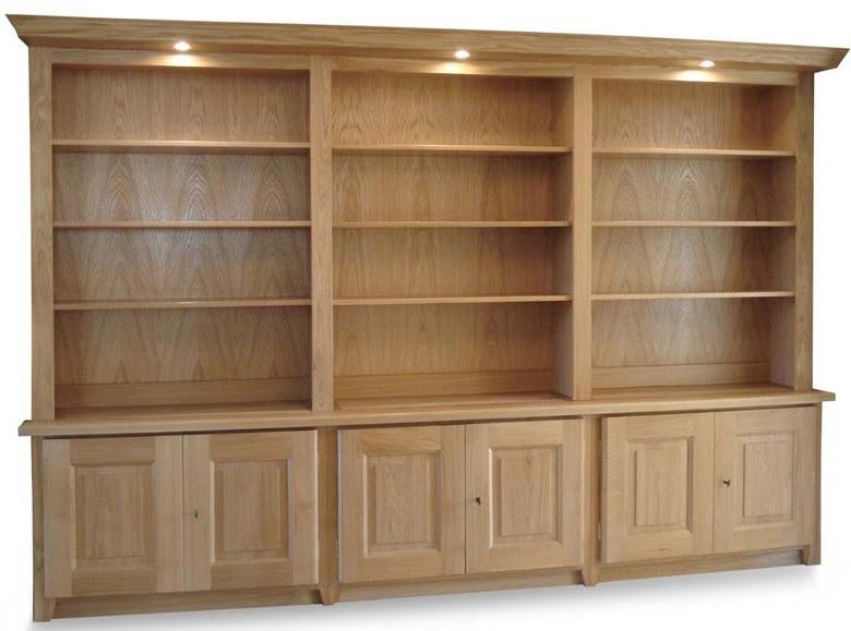 Librerie in legno librerie su misura ferrara for Arredamenti ferrara