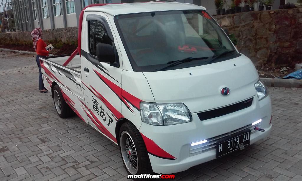 9200 Koleksi Modifikasi Bemper Depan Mobil Pick Up Terbaru