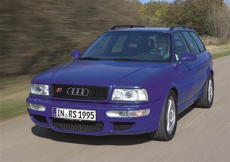 30 years of power: a history of Audi RS models   Pfaff Auto