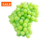 Green Seedless Grapes 2lb