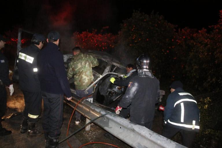 Σοκ στη Σπάρτη! Τροχαίο με τρεις νεκρούς τα ξημερώματα – Ανάμεσά τους και γνωστός γιατρός | Newsit.gr