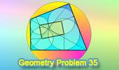 Problema 35: Incentros e Inradios en un Cuadrilátero Inscrito.