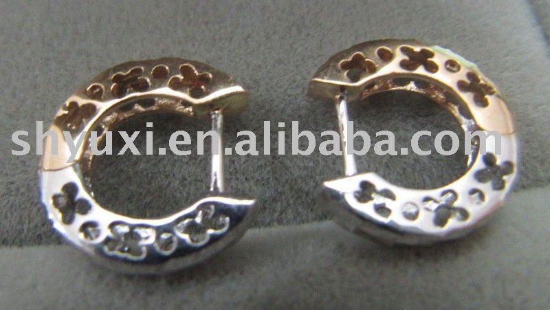 gold hoops earrings. Gold Hoop Earrings Promotion: