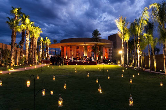 Venue with Wow! factors in Marrakech : Tigmiza 5 stars Boutique Hotel