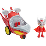 Just Play Toy, Owl Glider, Speed Booster, PJ Masks