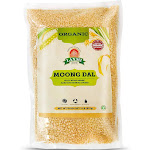 Laxmi Organic Whole Moong 2 Lbs