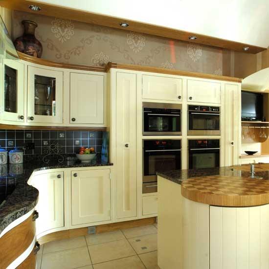Contemporary Shaker kitchen | Shaker kitchens | Kitchen design ...