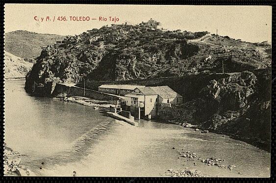 Ermita de la Cabeza a comienzos del siglo XX. Foto Castañeira
