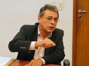 Obery Rodrigues, secretário de Planejamento do RN (Foto: Ricardo Araújo/G1)