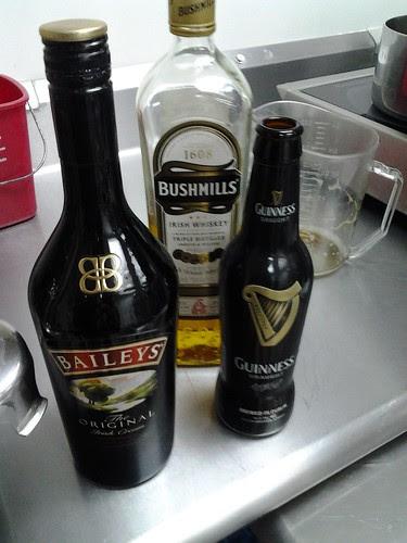 Spirited Ingredients