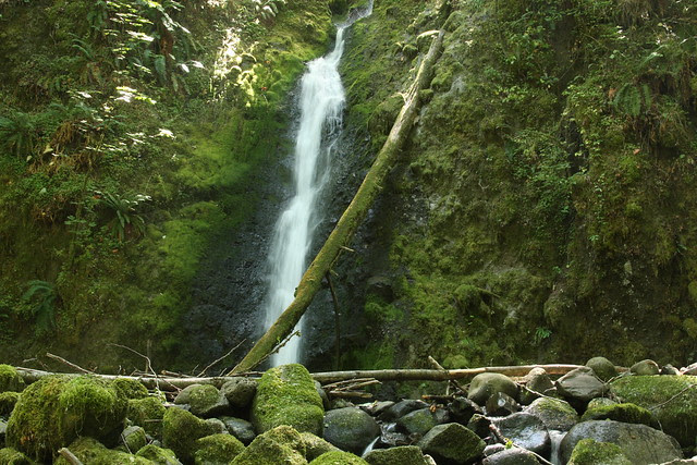 Ruckel Creek Falls