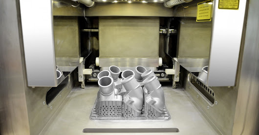 Daimler starts 3D printing metal replacement parts for older Mercedes-Benz trucks