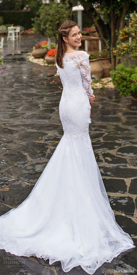 Noya Bridal Aria Wedding Dress Collection for 2016