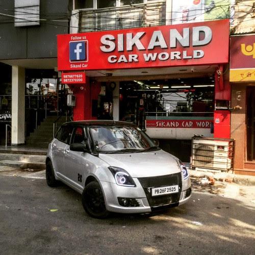 Swift Car Modified In Punjab Best Car 2019
