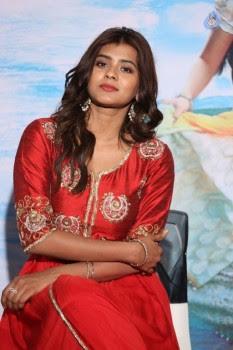 Hebah Patel at Mister Trailer Launch :22-03-2017