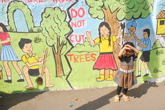 Marziya Has A Message Do Not Cut Trees by firoze shakir photographerno1