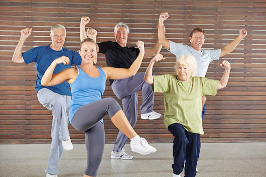 Zumba Fitness Class Is A Perfect Workout For Those Who Are Just Getting Started in Fitness