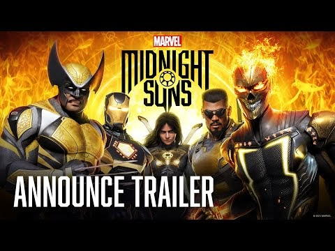 Marvel's Midnight Suns (Trailer de anuncio)