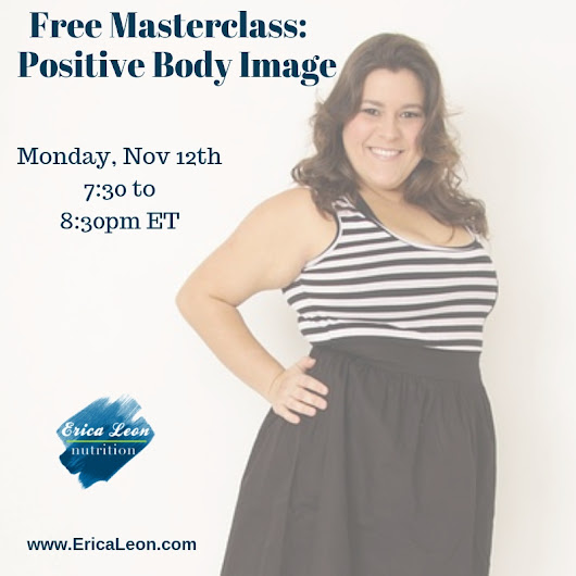 Free Masterclass: Positive Body Image and Healing