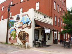 Coffee N Cream (exterior), McKinney, TX