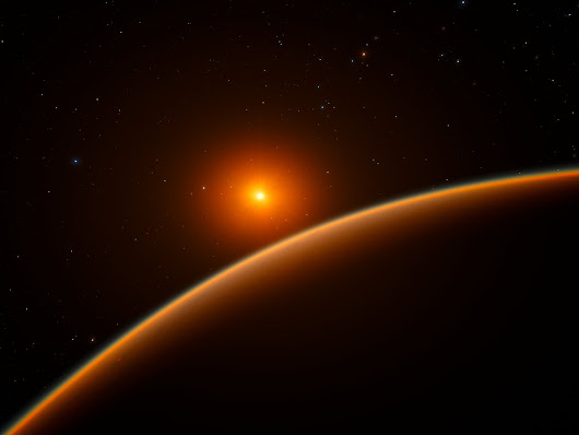 Newly Discovered Exoplanet May be Best Candidate in Search for Signs of Life - Transiting rocky super-Earth found in habitable zone of quiet red dwarf star