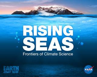 NASA Discusses rising sea levels
