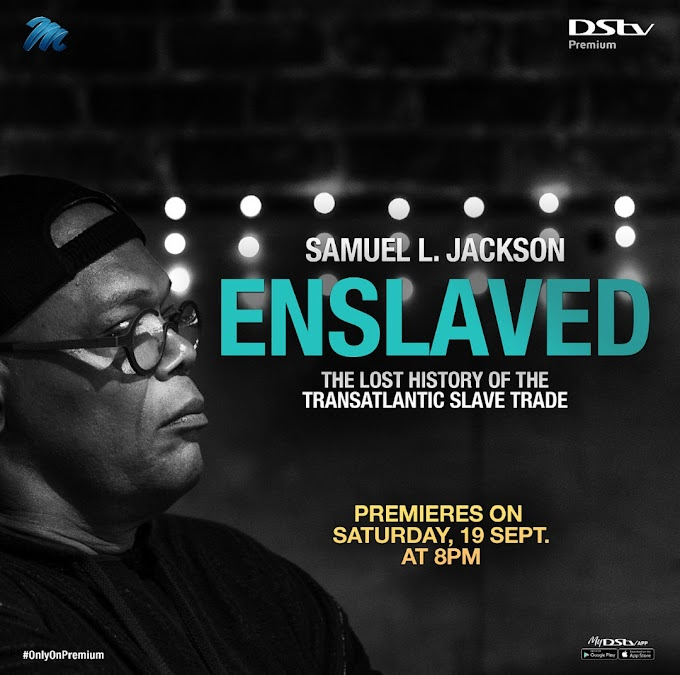 Enslaved: The Lost History Of The Transatlantic Slave Trade Now On DStv