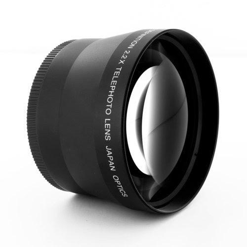 Canon Telephoto Zoom Lenses Digital King 22x 72mm Professional