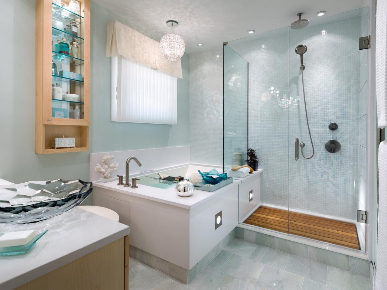 Corner Bathtub Design Ideas: Pictures & Tips From HGTV   HGTV